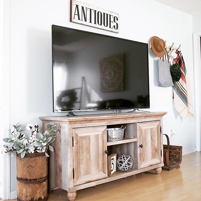 Walmart Furnitures Online: Better Homes And Gardens Crossmill Collection TV Stand