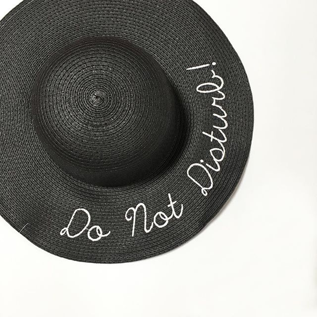 Who else would rather be lounging poolside wearing this hat today  Find it  in-store and online for only  8.97! It also comes in a tan color 6d8ae938dea