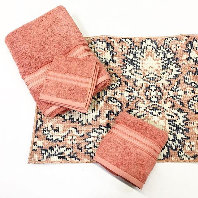Better Homes And Gardens Heirloom Bath Rug And Plush