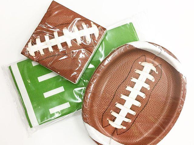 8cfd475c29a5 Football Party Supplies - Walmart Finds