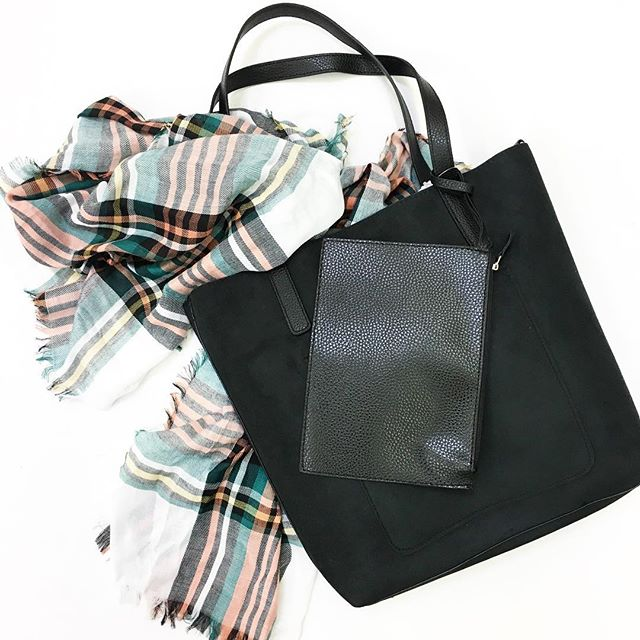 9c69265272 The suede version of this reversible tote is so perfect for fall! It s  available in multiple colors and you can find it in-store and online for   13.96!