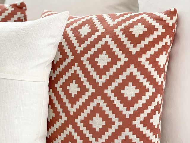 Mainstays Sweater Knit Pillow and Mainstays Dynasty Pillow