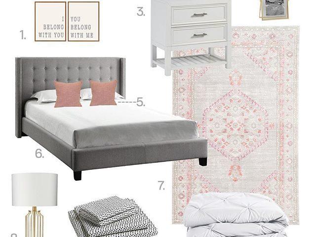 Favorite Finds: Bedroom Design