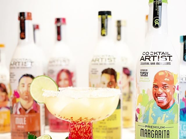 Cocktail Artist Premium Mixes on iBotta