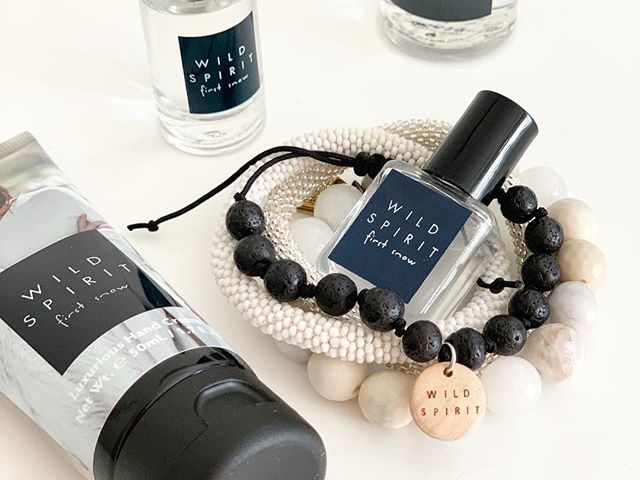 Wild Spirit Fragrances First Snow Gift Set