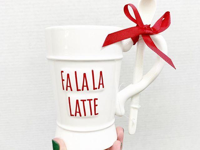 Fa La La Latte Mug