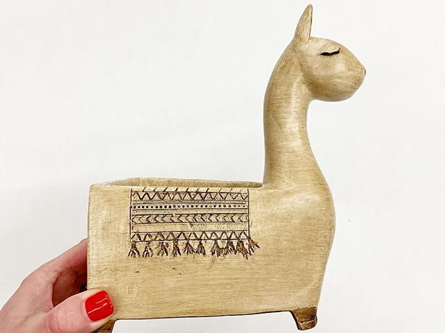Better Homes and Gardens Decorative Llama