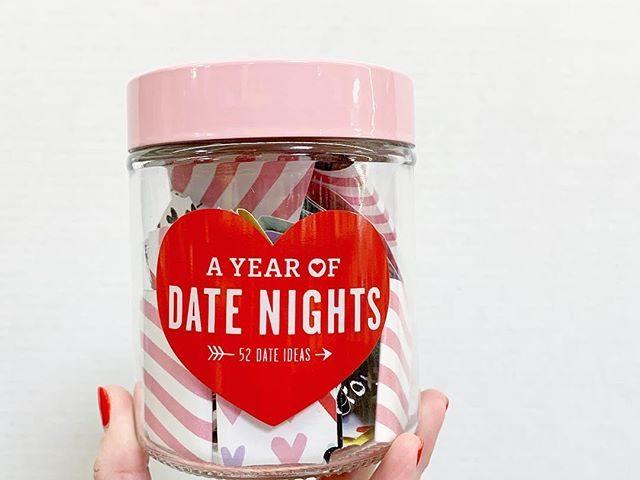 Hallmark Valentine Date Night Jar