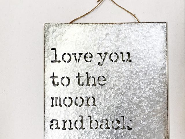 Way To Celebrate Love You Wall Hanging