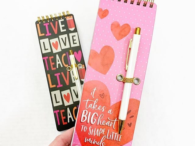 Way to Celebrate Teacher's Notebook