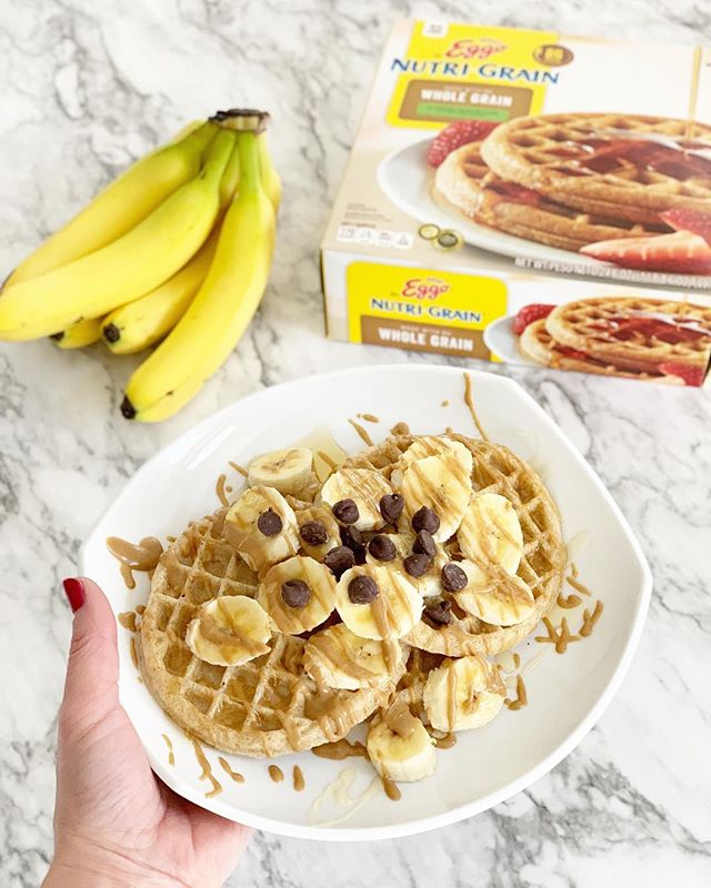 Eggo Nutri-Grain Whole Grain Waffles