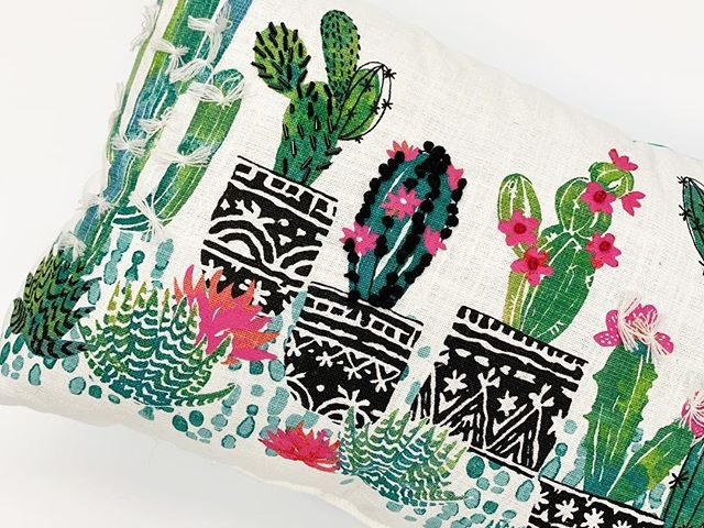 Better Homes and Gardens Cactus Throw Pillow