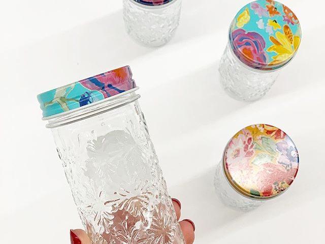 The Pioneer Woman Glass Spice Jar