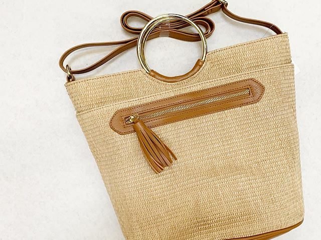 Time and Tru Natural Crossbody