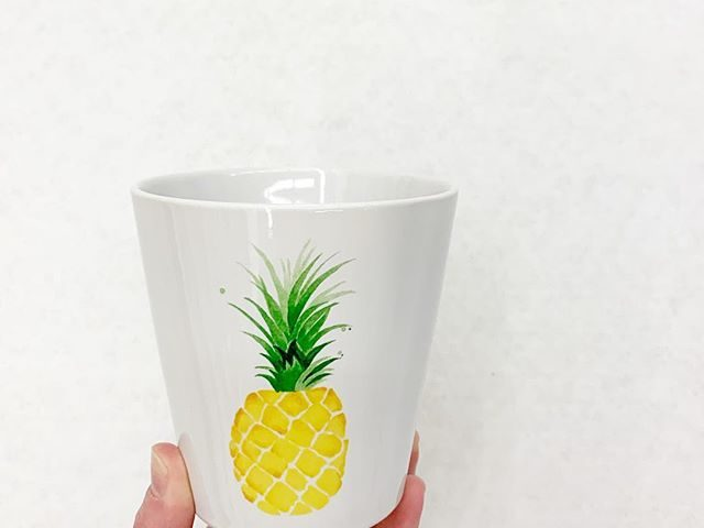 Better Homes and Gardens 4 Inch Pineapple Pot
