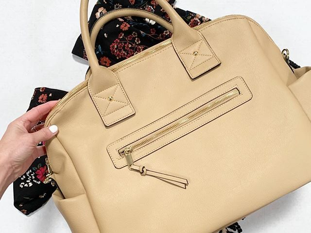 No Boundaries Tan Weekender