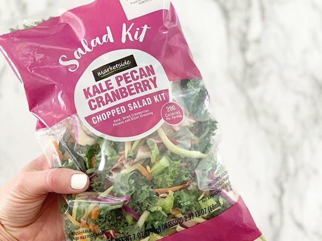 Marketside Kale Chopped Salad Kit