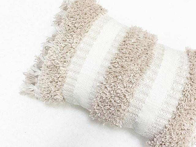 Better Homes and Gardens Tan Woven Pillow