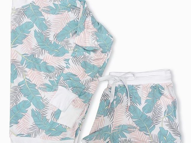 Secret Treasures Palm Sleepwear