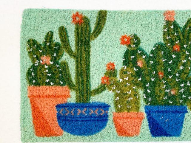 Better Homes and Gardens Cactus Doormat