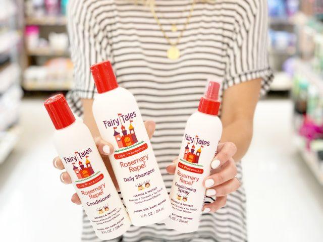 Fairy Tales Hair Care Rosemary Repel