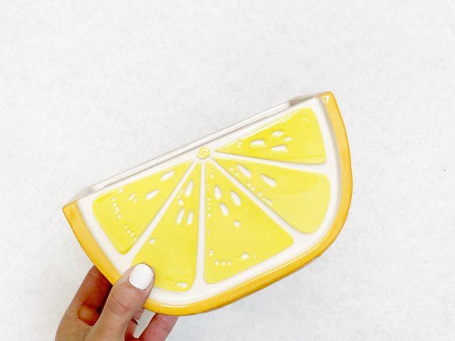 Better Homes & Gardens 7″ Lemon and Watermelon Planter