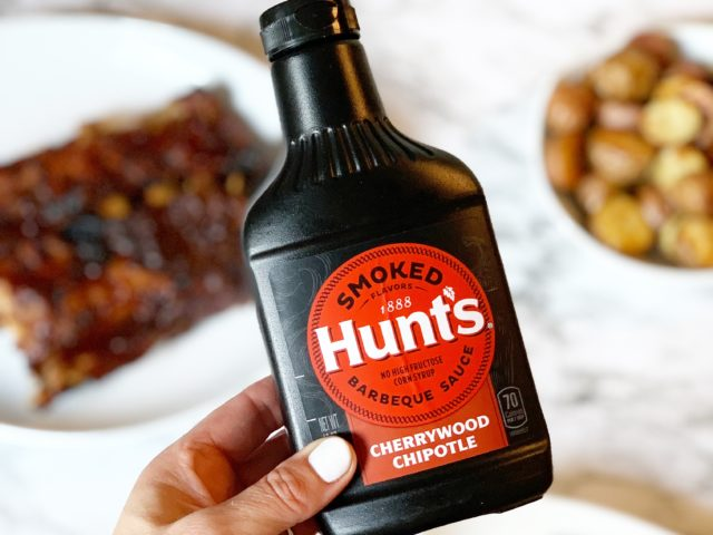 Hunt's Cherry Chipotle BBQ Sauce