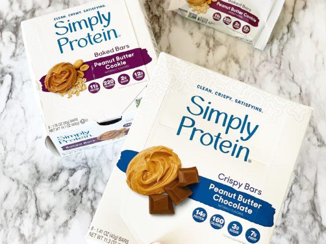 Simply Protein $100 Walmart eGift Card Instagram Giveaway