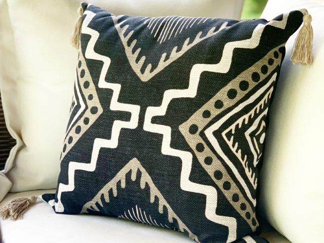 Better Homes and Gardens Pueblo Outdoor Pillow