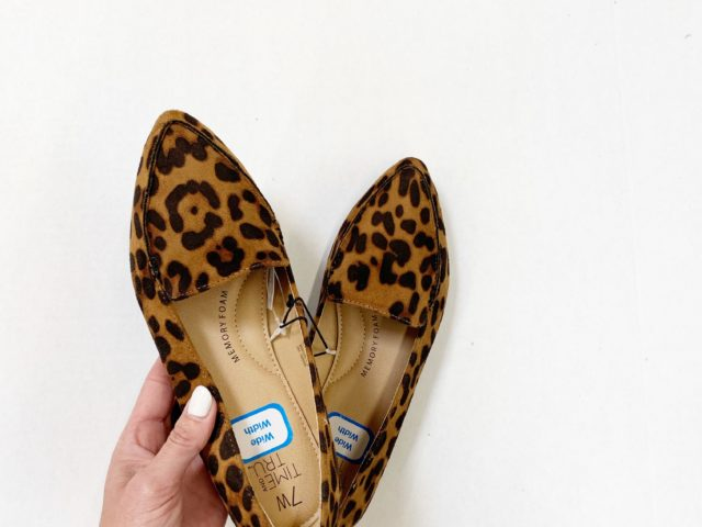 Time and Tru Feather Loafer