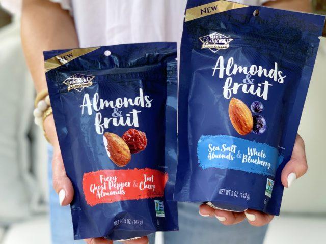 Blue Diamond Almonds & Fruit