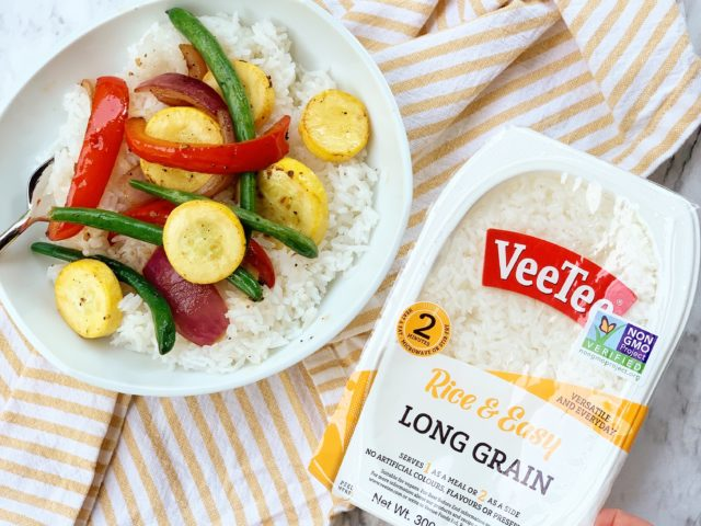 VeeTee Long Grain Rice