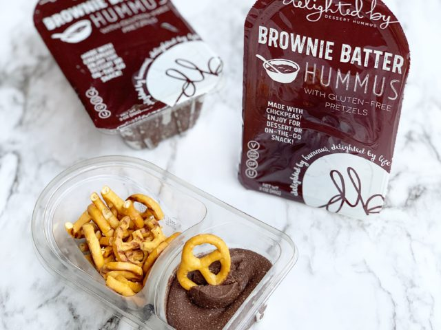 Delighted By Dessert Hummus Snack Pack Instagram Giveaway