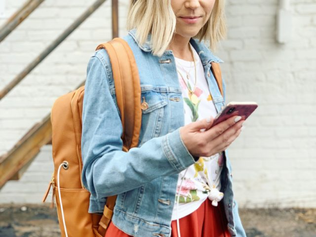 Motile Commuter Laptop Backpack with Wireless Powerbank