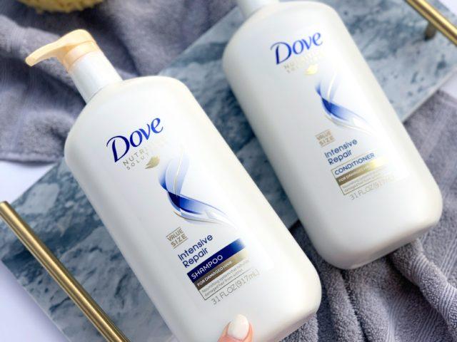 Dove Hair Savings at Walmart
