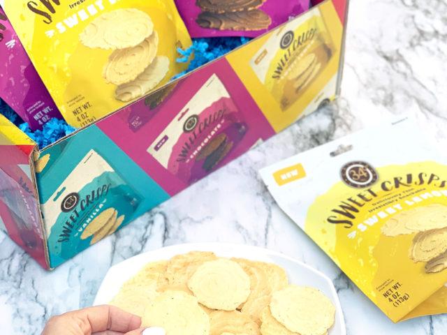 34 Degrees Sweet Crisps Instagram Giveaway