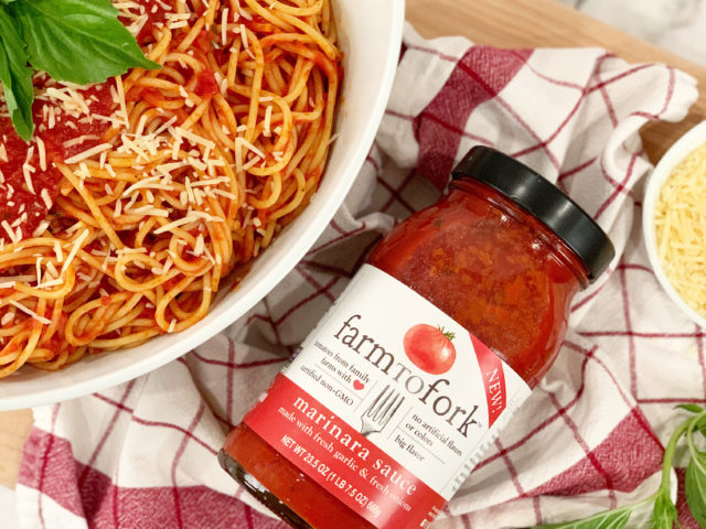 FarmToFork™ Pasta Sauce at Walmart