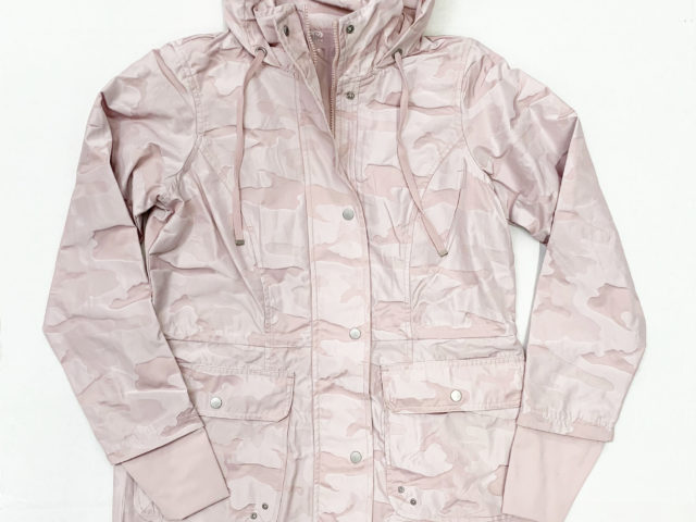 Athletic Works Camo Anorak