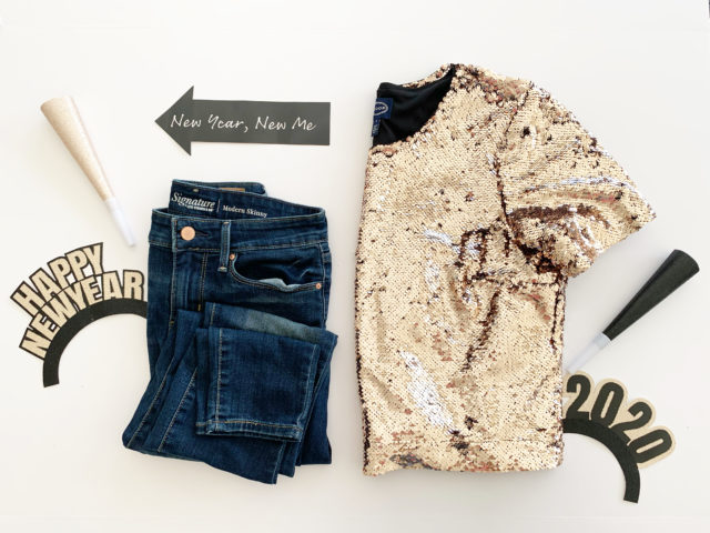 New Year, New Jeans Instagram Giveaway with Signature by Levi Strauss & Co.