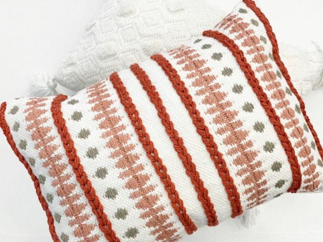 BHG Outdoor Toss Pillows