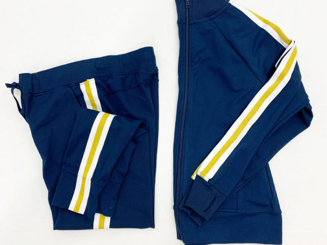 Athletic Works Track Jacket and Pants