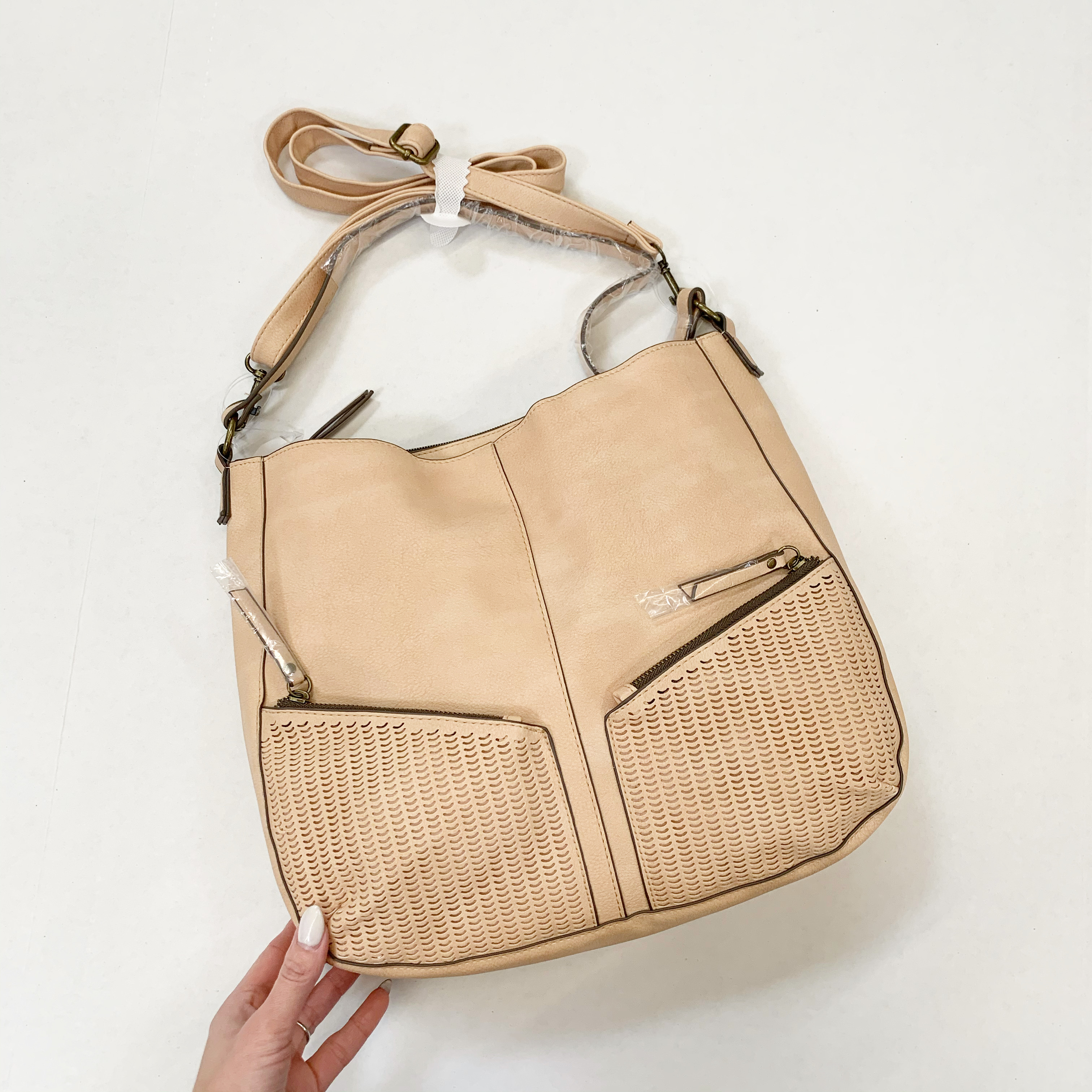 time and tru hobo handbag