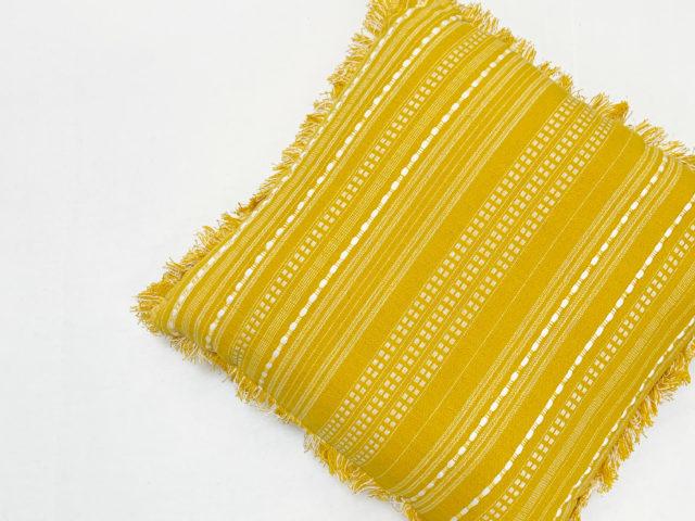 Better Homes & Gardens Reversible Stripe Pillow