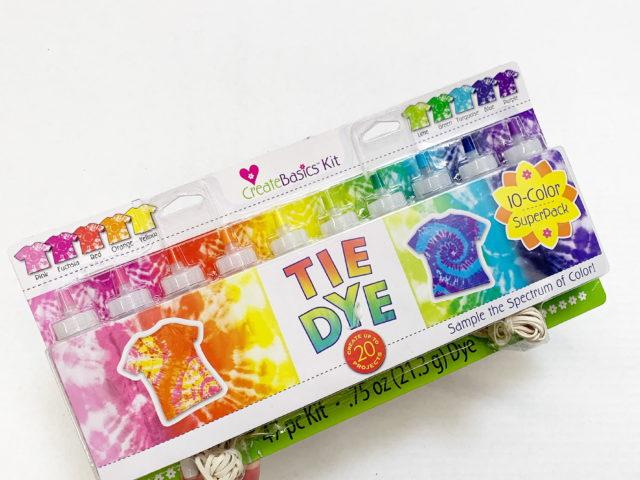 Create Basics Tie Dye Kit