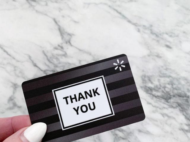 $100 Walmart E-Gift Card Giveaway